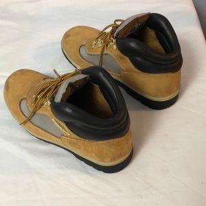 Timberland Shoes - Timberland Boys (big kid) tan field boot 15945 5
